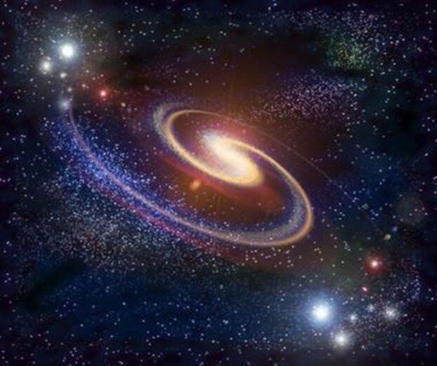 Το Σύμπαν τρέχει σαν…τρενάκι λούνα παρκ